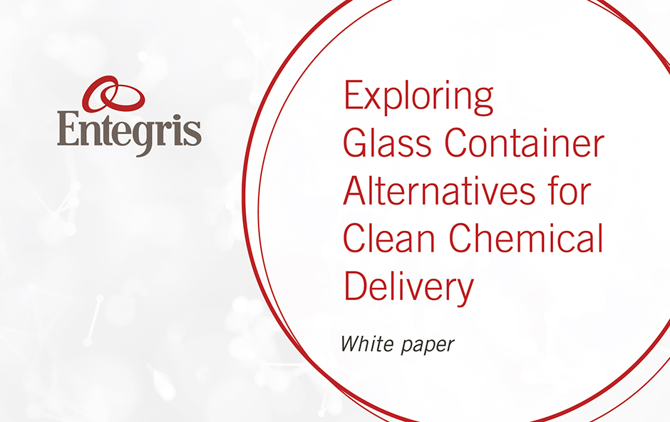Clean Chemical Delivery for Glass