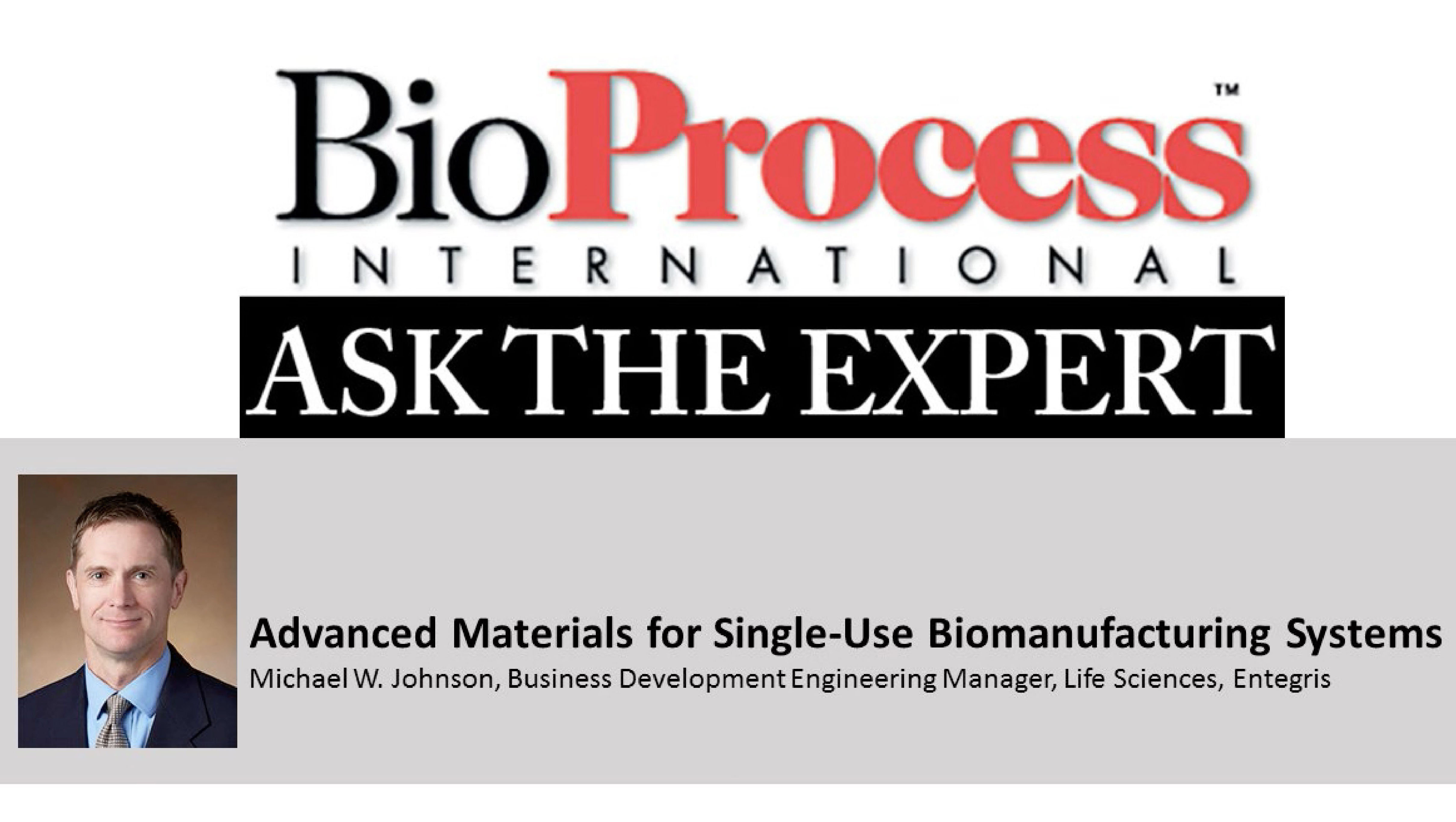 Advanced Materials for Single-use-bpi